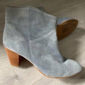 MIA Shoes - Mia limited edition genuine suede booties